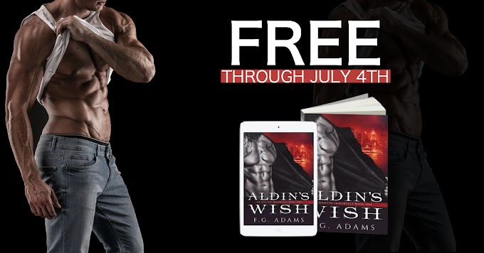 FREE BOOK for the 4th!