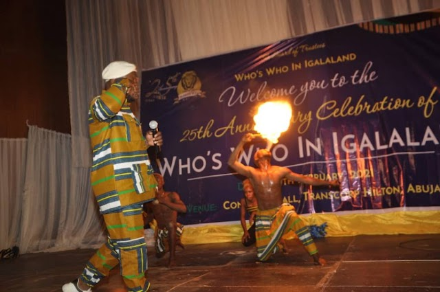 [BangHitz] Baba Ojonugwa J.F.O burns down Transcorp Hilton Abuja.