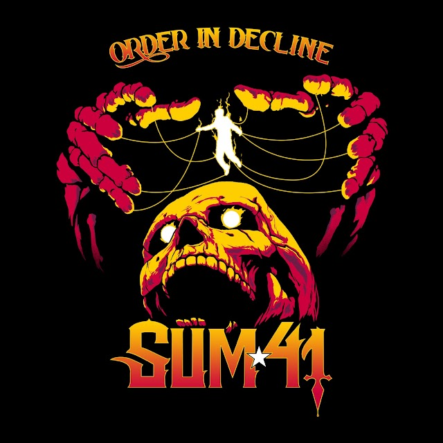 Sum 41 - Order In Decline (Album) [iTunes Plus AAC M4A]