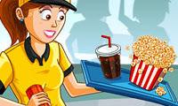 Kegilaan Bioskop - Permainan online gratis di Games.co.id