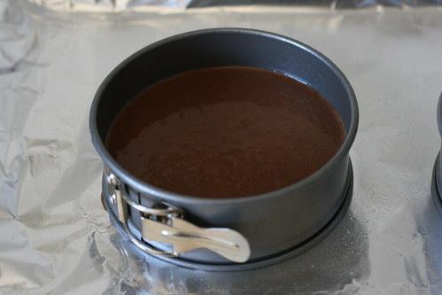 Fill the pan