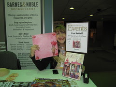 CHA Day 4: My Book Signing! 6