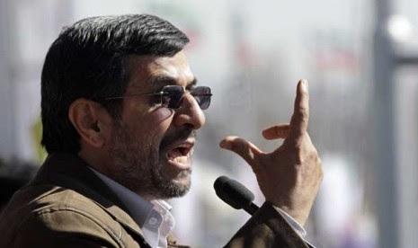 Membongkar Nazab Ahmadinejad dari Garis Yahudi