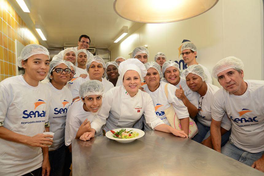 Prefeitura oferece cursos gratuitos na área gastronômica