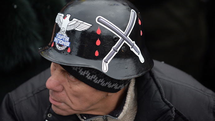 ukrainian-nationalists-attacked-police.si