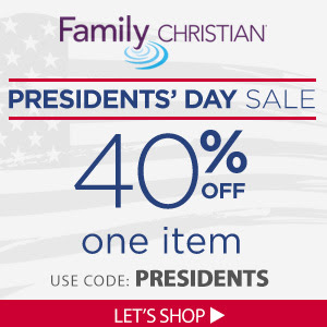 Presidents' Day 40% off coupon