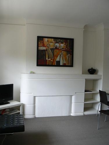 Fireplace, Park Gate, South Melbourne