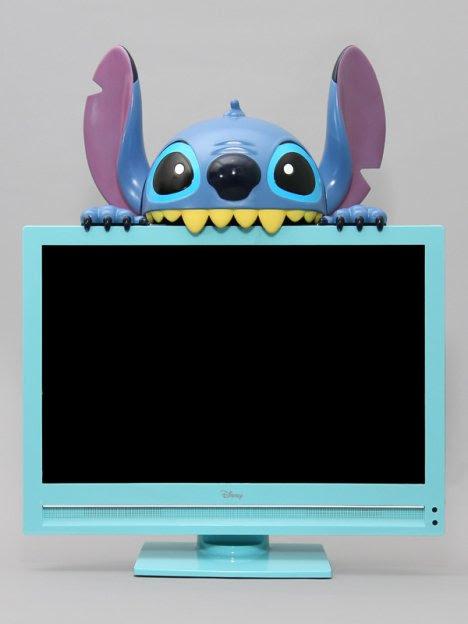 Lilo And Stitch Lcd Tv