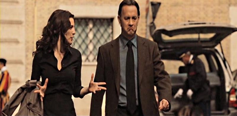 Angels and Demons Tregole National Park Ayelet Zurer Tom Hanks