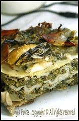 lasagne pestostracco forno