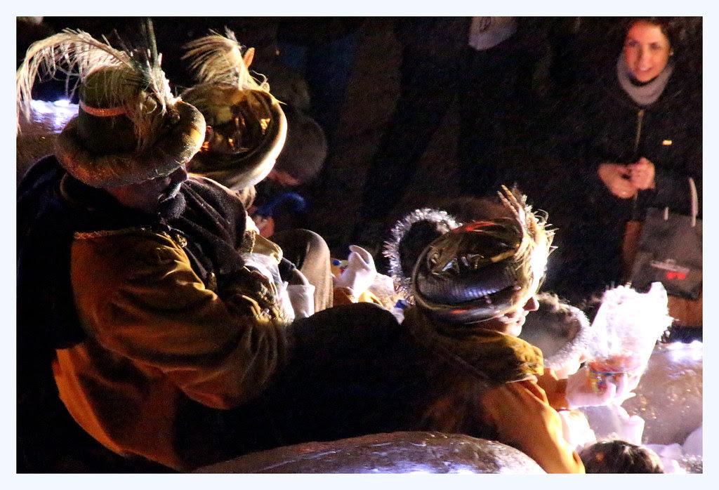 Cabalgata de los Reyes Magos en Valdemoro (Enero 2013)