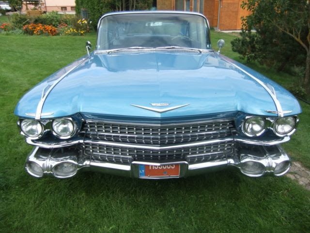 Fully restored 1959 Cadillac Fleetwood for sale - Cadillac ...