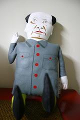 Mao doll