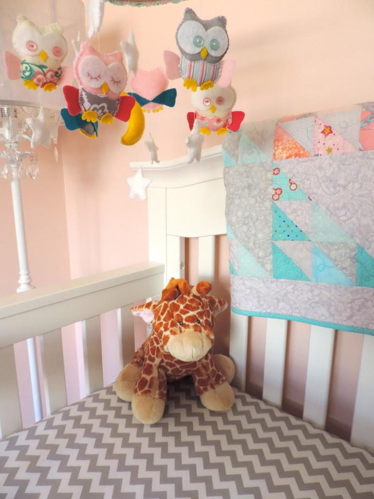 Our Baby Sienna's DIY Nursery - Project Nursery