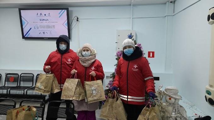 Максим Клец: Спасибо волонтёрам за неравнодушие и поддержку
