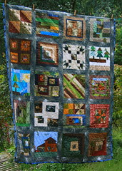 Taylor's Hunting Lodge quilt