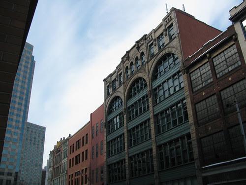 Buildings on Penn