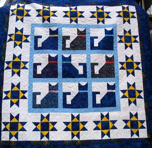 IMG_2885 Cat Quilt
