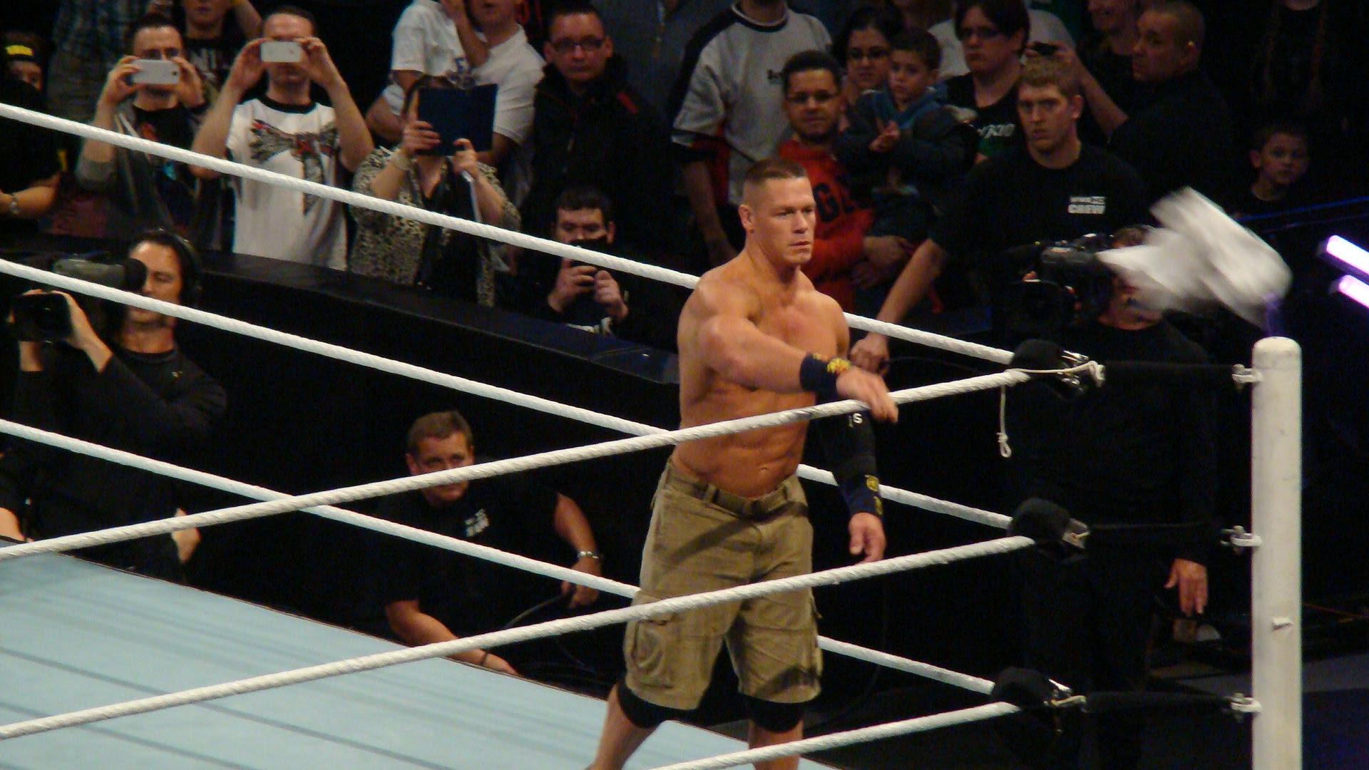 WWE Live w Daytona Beach, Floryda (30/08) - Wyniki
