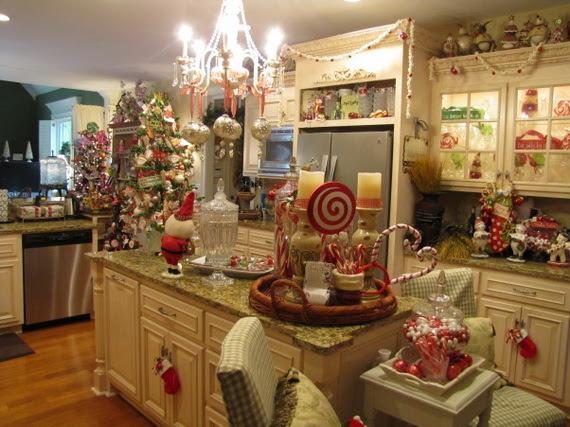 Top Christmas Decor Ideas For A Cozy Kitchen - family ...