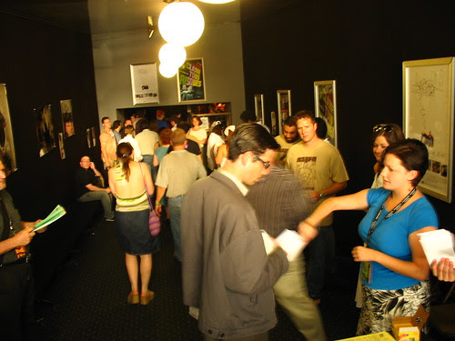 Animation Extravaganza: Filing in