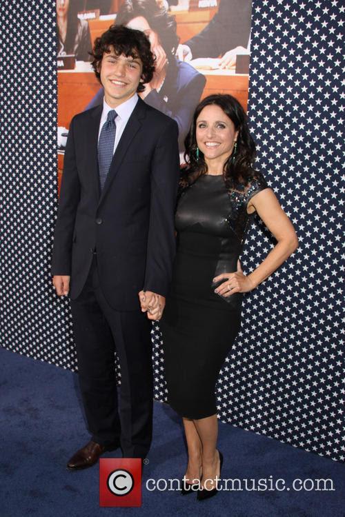 Julia Louis-Dreyfus - Los Angeles premiere of HBO's 'VEEP ...