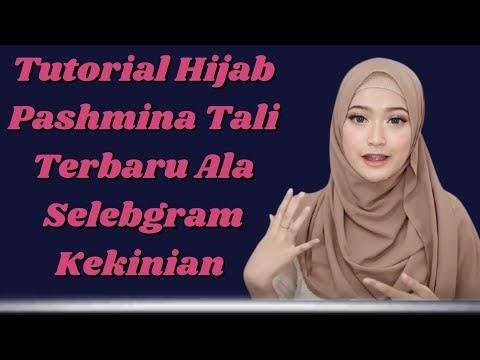 1001 Cara Memakai Hijab Segi Empat 2021