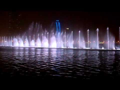 New Attraction in Sharjah: Al Majaz Waterfront Park