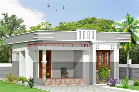kerala  budget homes plan joy studio design  home