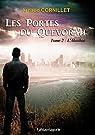 Les Portes du Quevorah, tome 2 : l\'Akashaë par Arnaud Cornillet