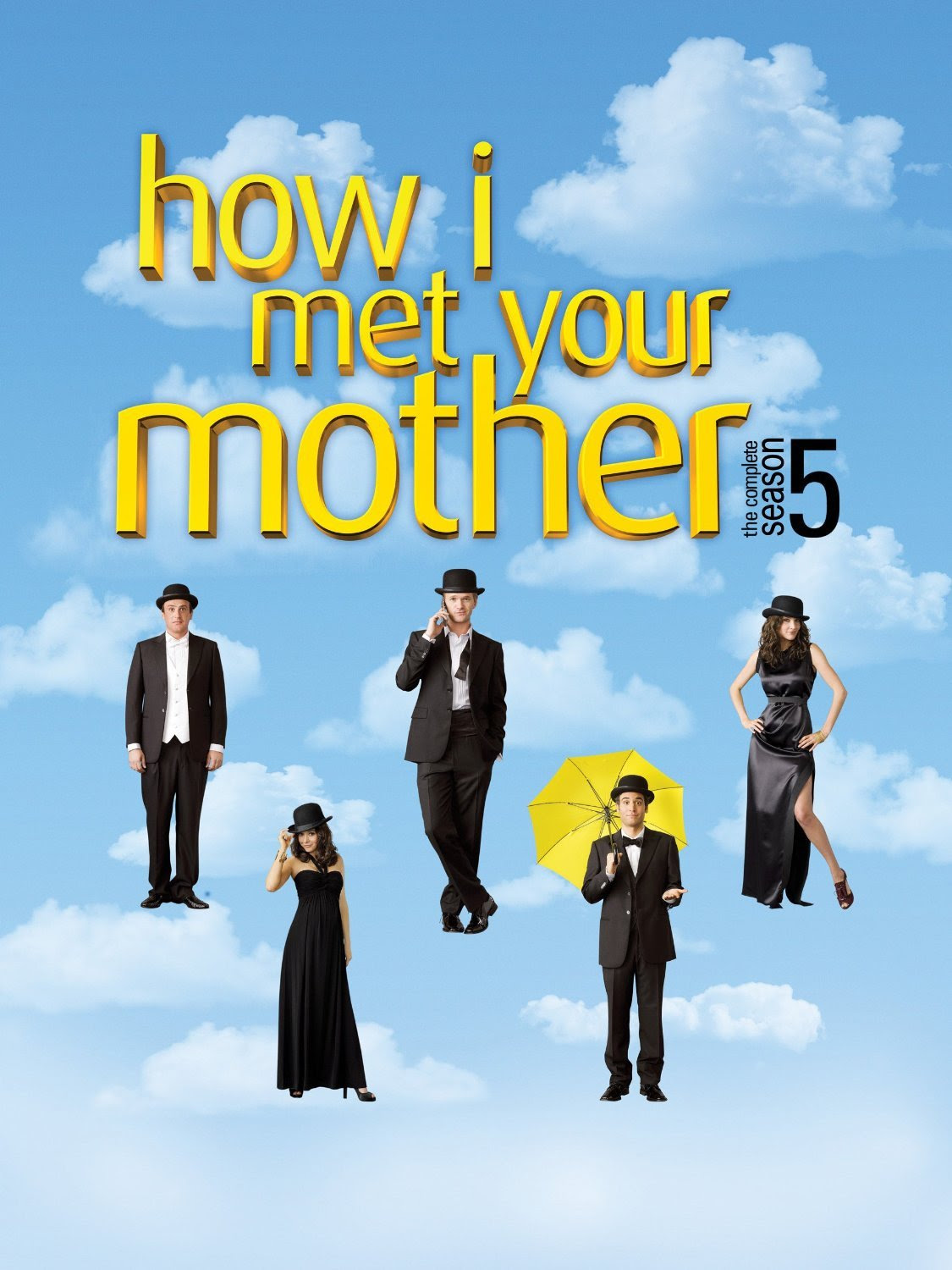 How I Met Your Mother: Season 5 (affiliate link)