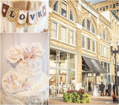 The Emporium wedding reception in Knoxville TN http://www