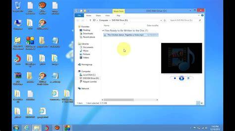 como grabar musica   cd en blanco de mp  cd tutorial