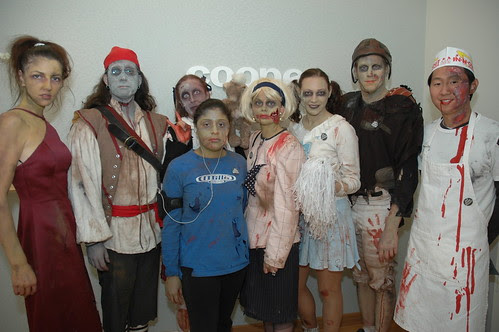 Zombies at work