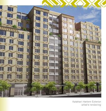 Harlem: New Residential Developments