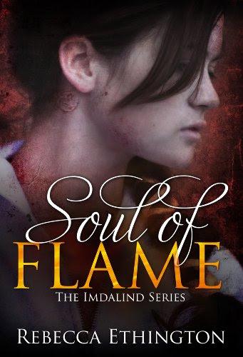 Soul of Flame (Imdalind Series #4) by Rebecca Ethington