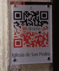 Código QR de turismo de Almería
