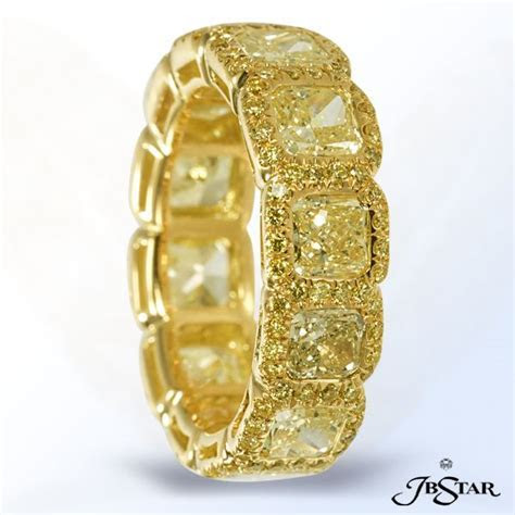 Best 25  Yellow diamond rings ideas on Pinterest   Yellow