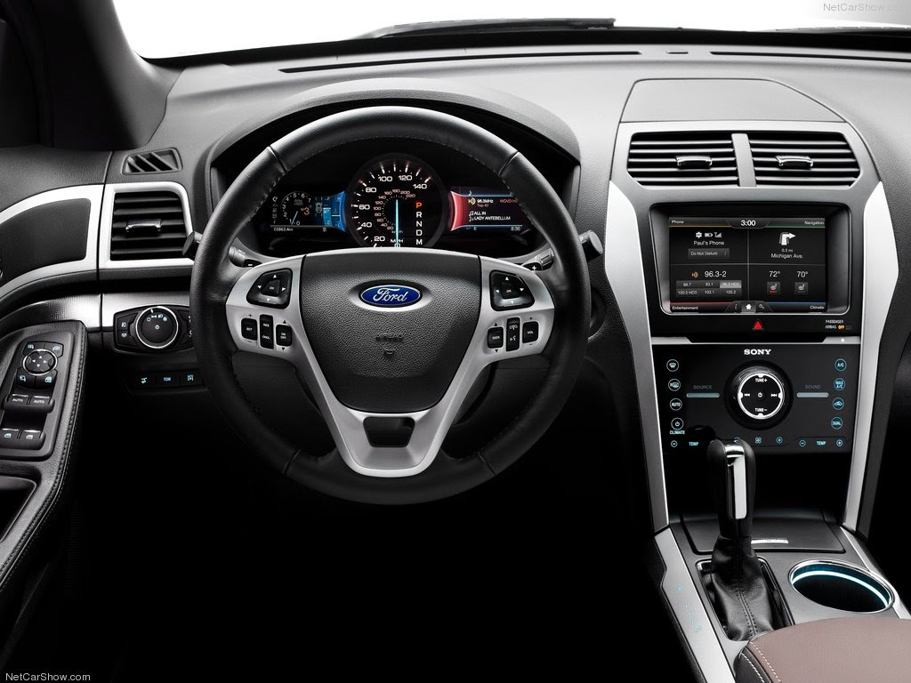 Related Keywords & Suggestions for 2013 explorer interior