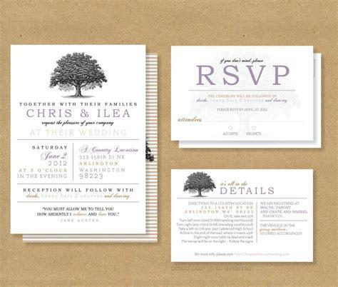 rsvp invitation card rsvp invitation card sample card