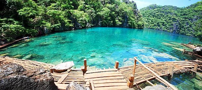 Kayangan Lake: Η ομορφότερη εξωτική λίμνη!