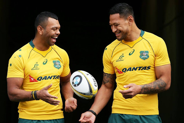 a9e13d15de6 Rugby World Cup 2019  Kurtley Beale can lay claim to Israel Folau s  Wallabies spot
