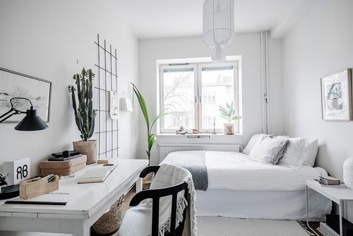 6畳寝室の使えるベッドレイアウト2パターン&参考配置例19選