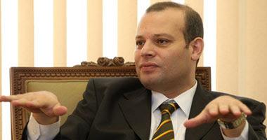حاتم صالح وزير الصناعة والتجارة الخارجية