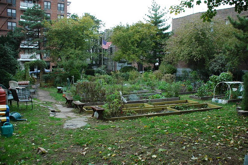 Individual Plots, East 4th Street Community Garden