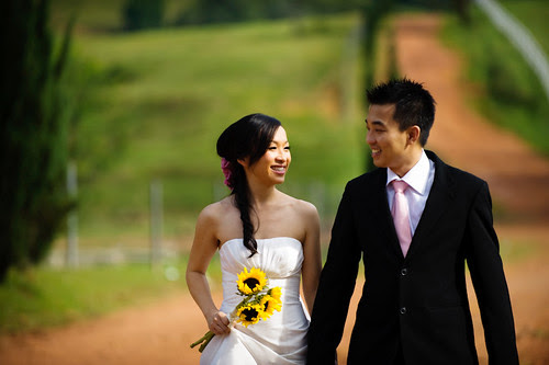 Sook Wai ~ Pre-wedding Photography