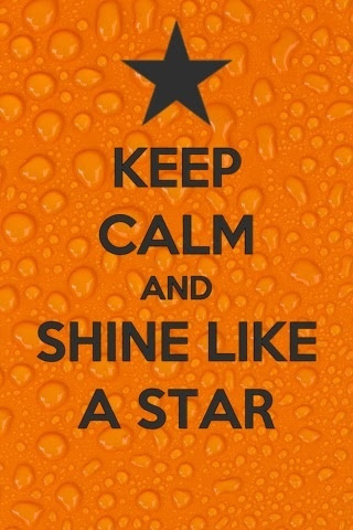 Shine Like Star Quote Quotes