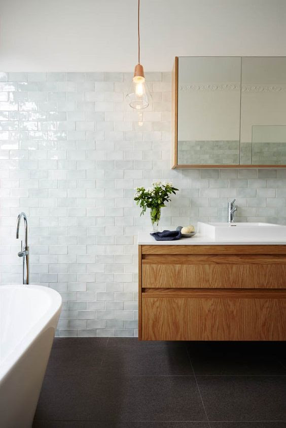 Mid Century Modern Bathroom Design Inspo The Best Affordable