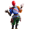 Unreleased Fortnite Skins  cosmetics as of the v9.40 patch