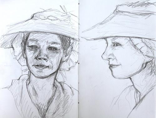 Sarah and Jenny